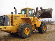 2002 Wheel Loader VOLVO L180E