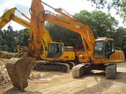 ROBEX 210LC-3 excavator
