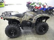 2012 Yamaha Grizzly 700 FI Auto 4x4 EPS Special Edition Camo