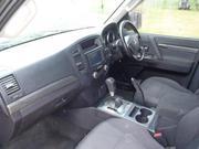 2011 Mitsubishi 3.2L Mitsubishi Pajero Platinum Edition 2011