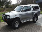 Mitsubishi Triton 2006 MK MITSUBISHI TRITON 4X4 CLUB CAB GLX 2.8 TUR