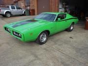 1971 DODGE Dodge RT Charger 1971 / Chrysler / Plymouth/ Chev/