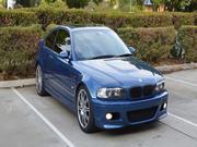 Bmw 2001 2001 BMW M3 E46 Manual