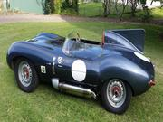 jaguar d type 1956 Jaguar D Type Manual
